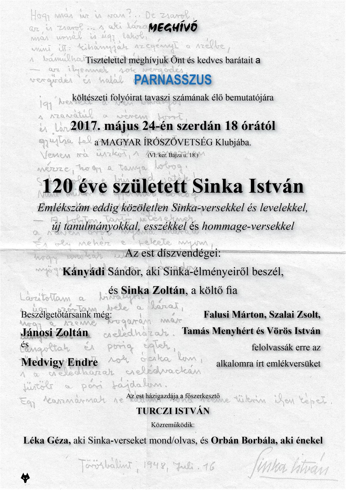 Sinka_meghivo