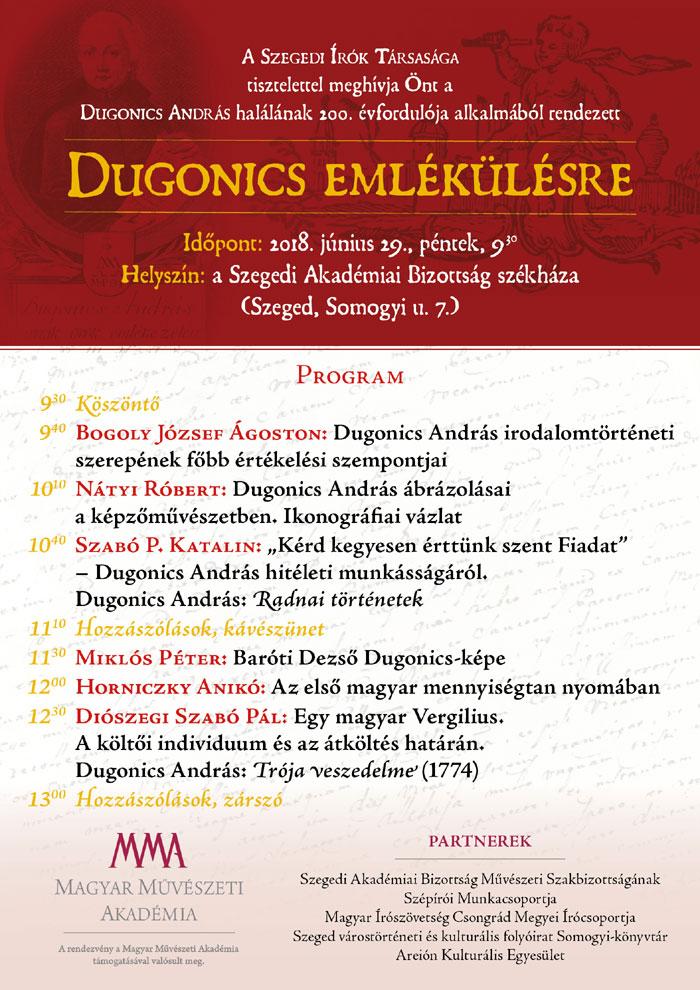 Dugonics